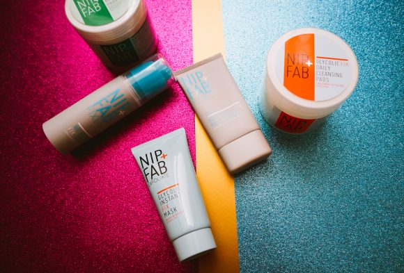 Smooth and refined skin with NIP+FAB