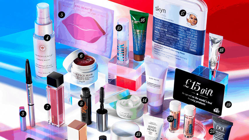 Cult Beauty Goodie Bag Autumn 2019 has arrived!, The Beauty Bunch