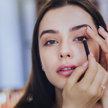 Desk to dinner: How to tweak your office makeup look for a girl's night out