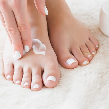 Winter foot care: How to keep your feet happy this winter