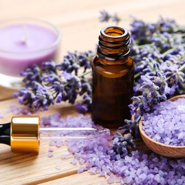 Dry skin got you down? Lavender  could be the answer