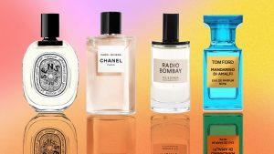 Fancy a dip? These fragrances offer the perfect dose of escapism and transport us to exotic locations.