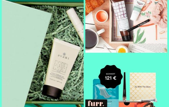 My beauty box subscription journey: The one that started with one box